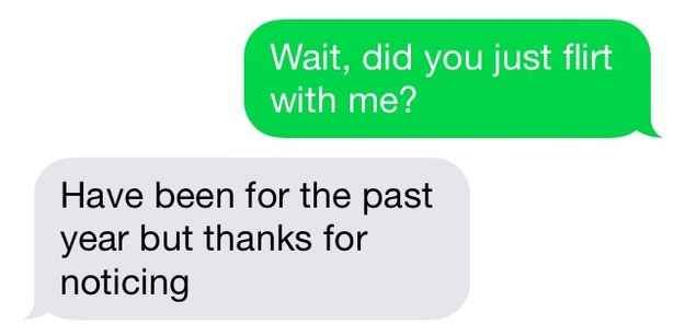 21 People Who Are Even Worse At Flirting Than You