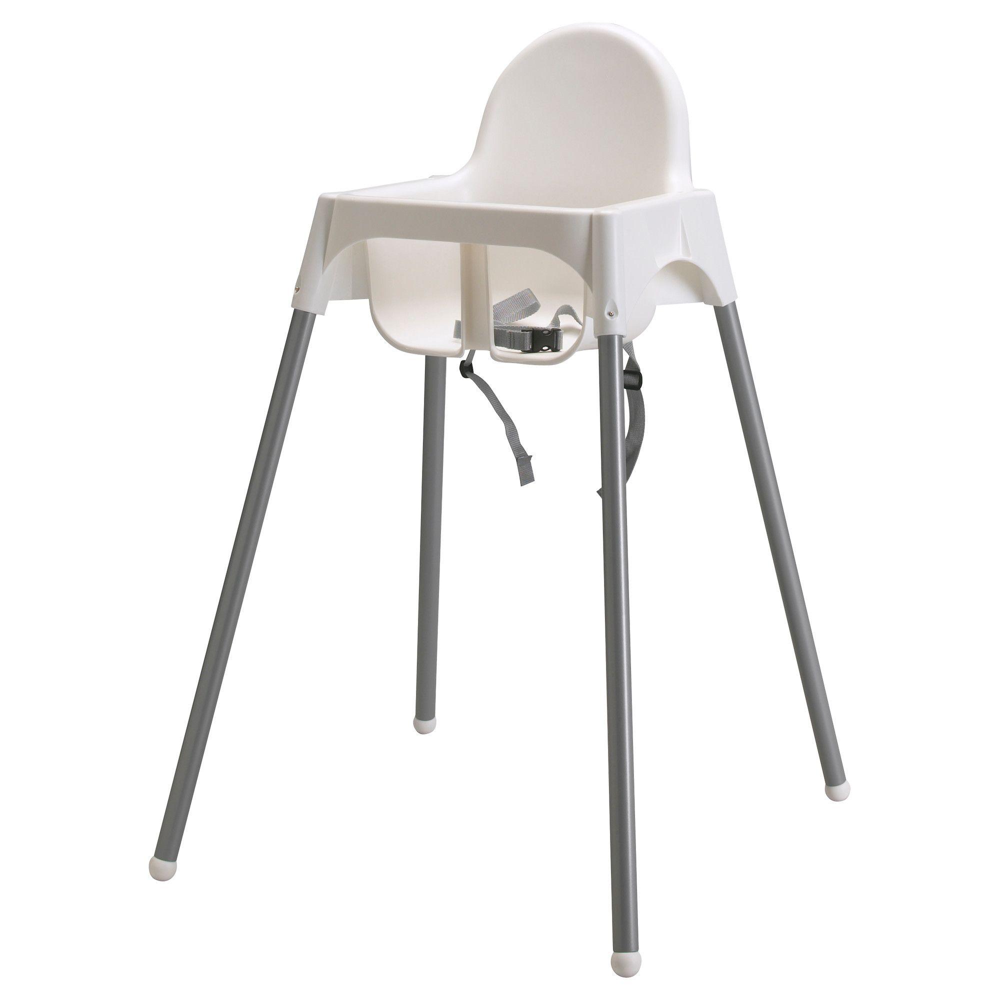 Antilop Highchair With Safety Belt Ikea Baby List
