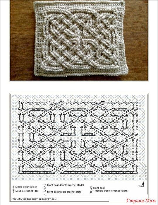 20956052_40964.jpg 540×700 pixels   Crochet   Pinterest   Patrón de ...