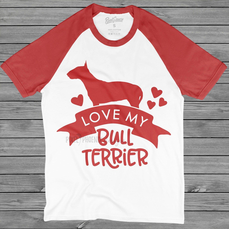 Love My Bull Terrier English Bull Terrier Bully Svg File Etsy Bull Terrier Terrier English Bull Terriers