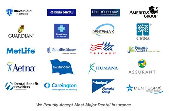 Dental Insurance Carriers Logos Dental Insurance Dental Dentist
