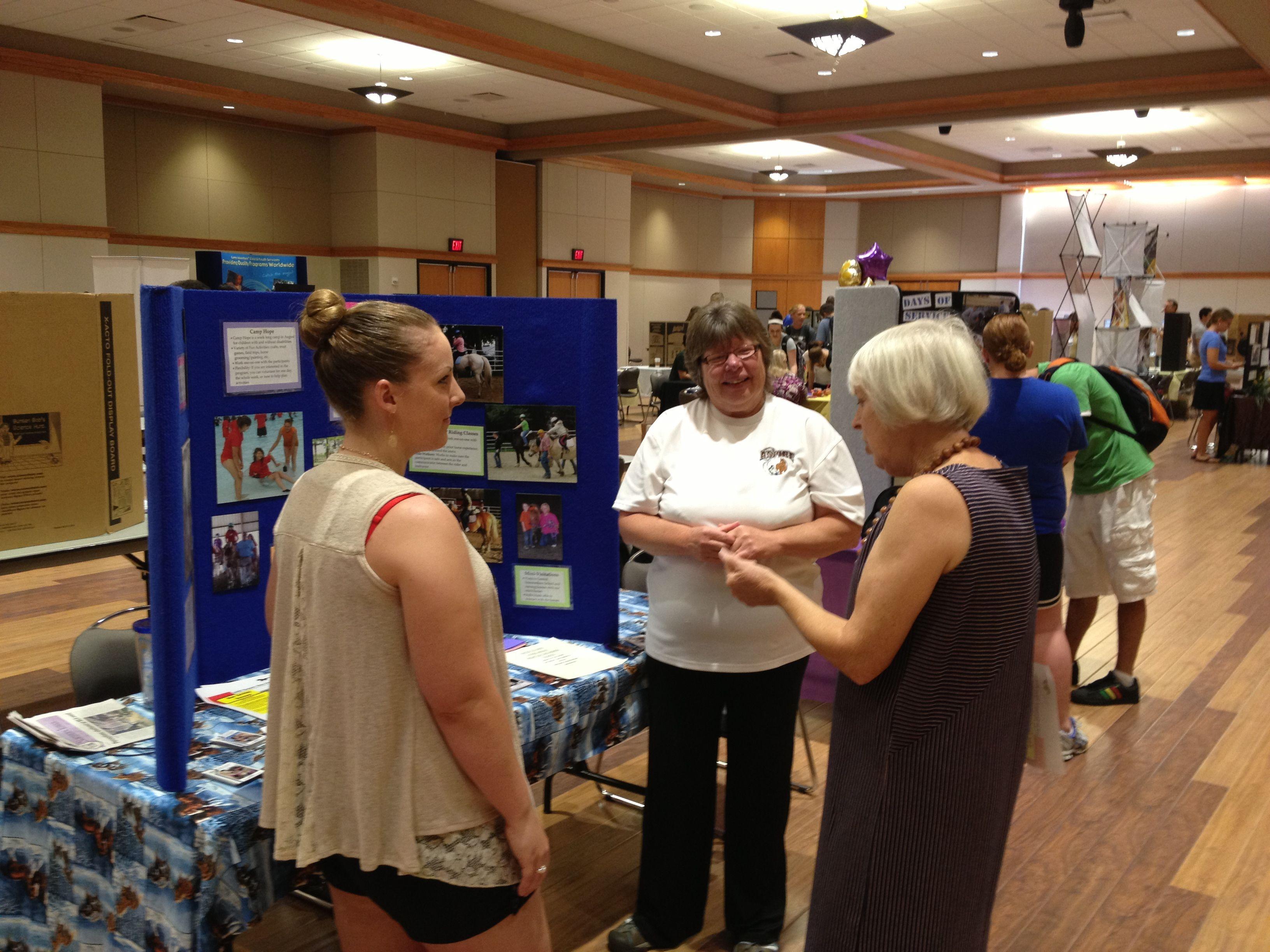 Pin on volunteer fairs