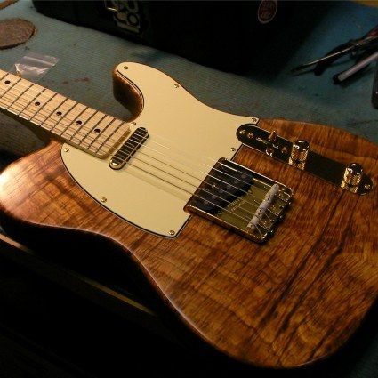 GUITARTEC REPAIR's Warmoth Guitar Gallery Post | Guitars