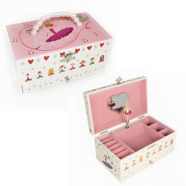 Be Enchanted By This Mesmerising Jewellery Box Beautifully