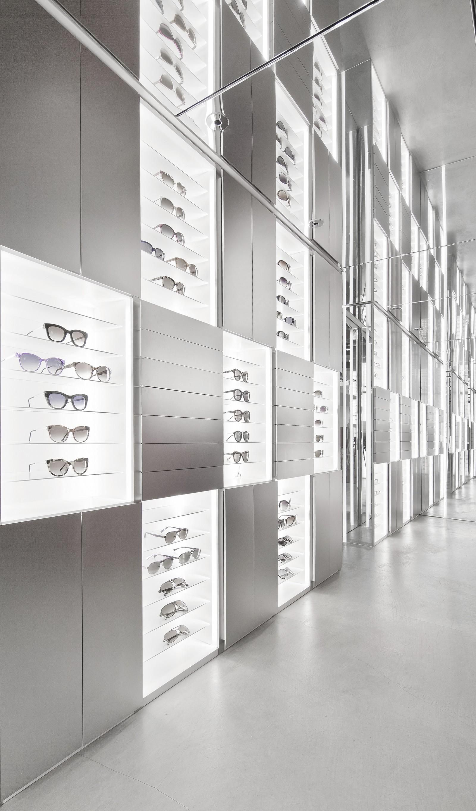 Atelier Archi.Mosphere   Eyewear store   Pinterest 63d9263bd0be
