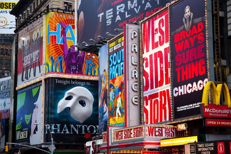 Blog de baile, danza, pole y más...: Musicales de Broadway
