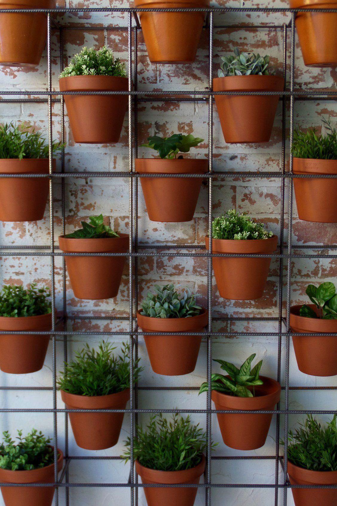 Outstanding Balcony Garden Ideas | Vertical garden diy ...