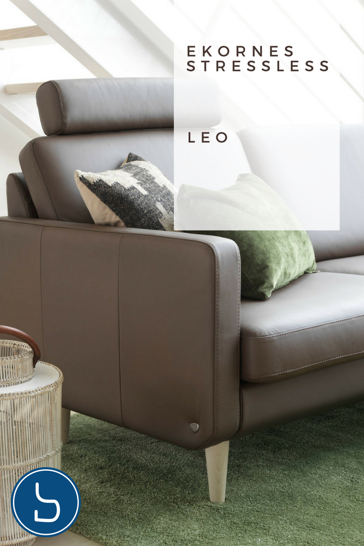 You Ll Love The Modern Yet Timeless Appeal Of The Stressless Leo  # Meuble Tv Urano