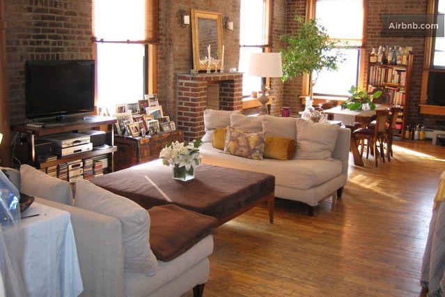 Beautiful Room in Manhattan Loft in New York from $125 per night
