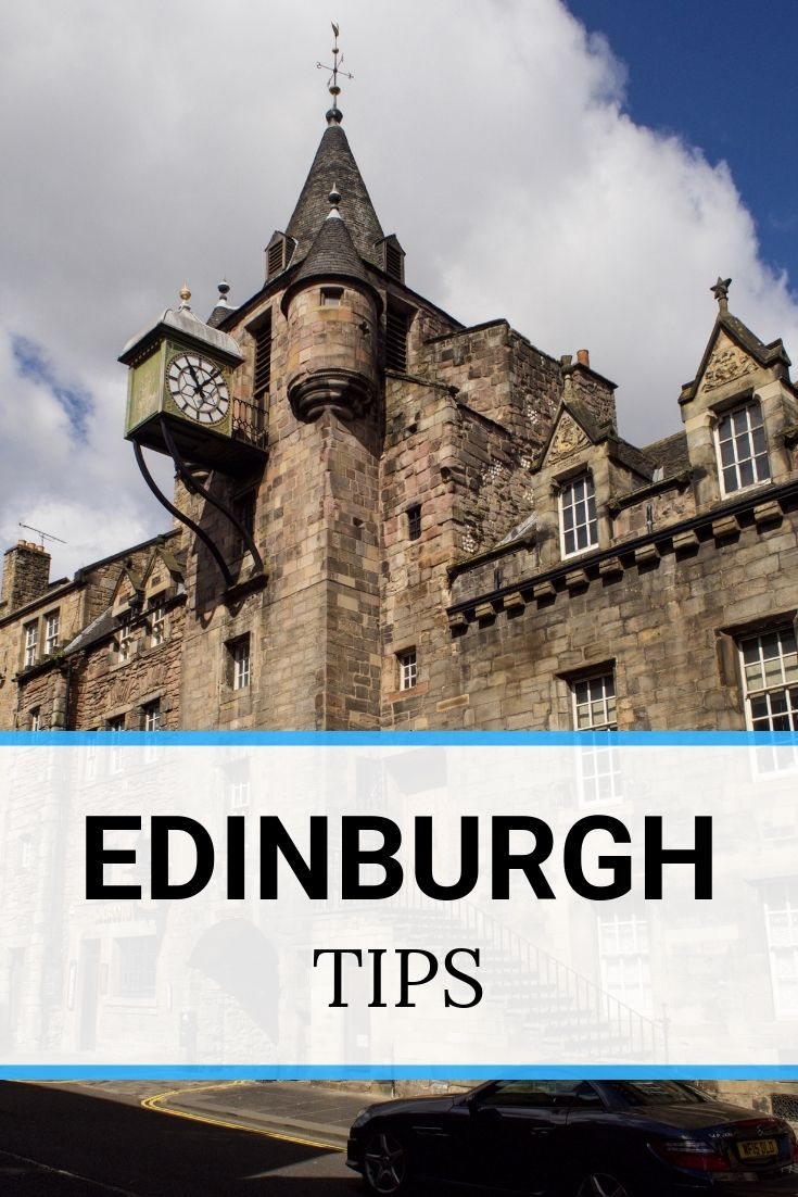 Edinburgh, bekijk alle tips over Edinburg (Schotland)