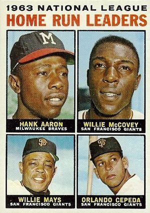 Photo of Complete Guide to Vintage Topps Hank Aaron Baseball Cards