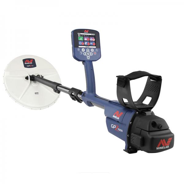 Minelab GPZ 7000 Metal Detector
