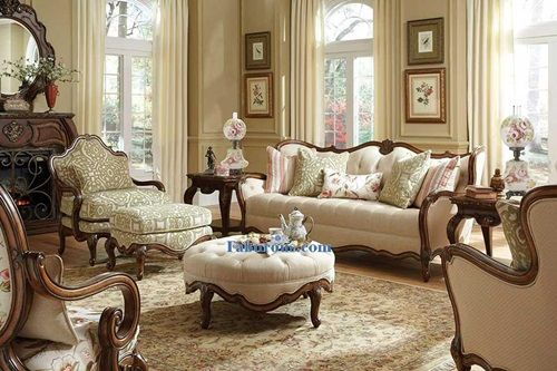 French Baroque Living Room Designs Victorian Living Room