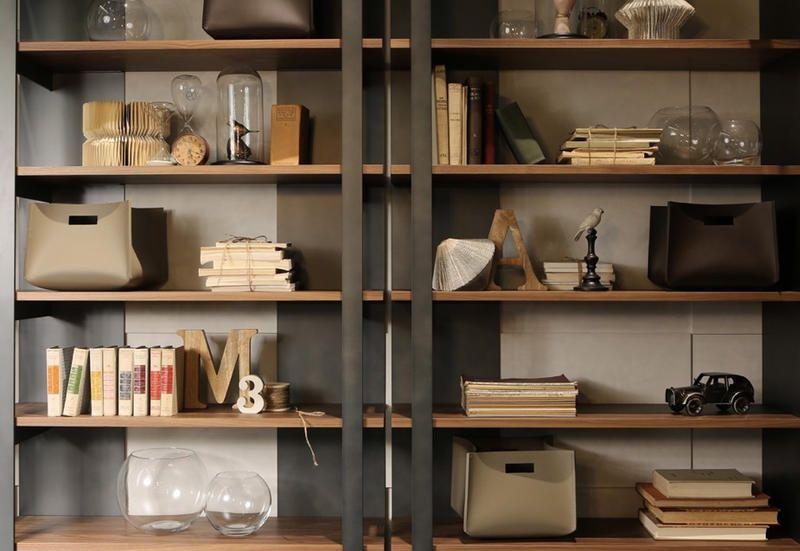 Stunning Idee Mobili Soggiorno Contemporary - Design Trends 2017 ...