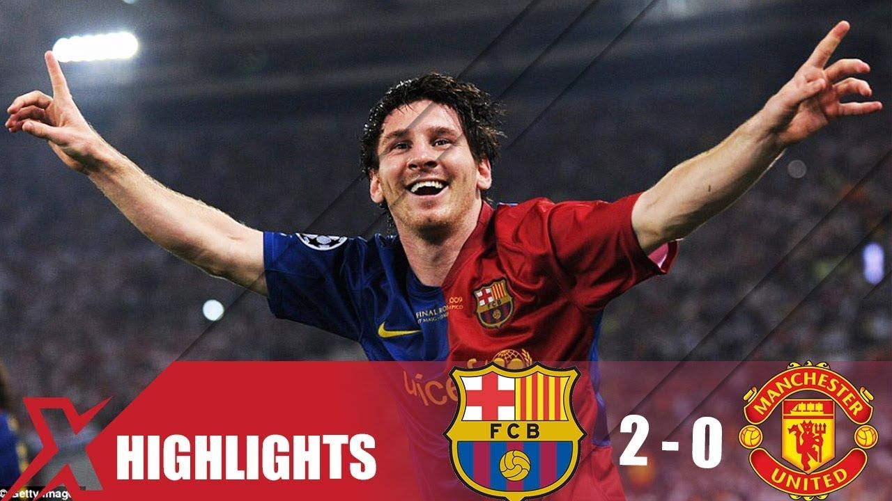 Barcelona Vs Manchester United 2 0 Highlights All Goals Ucl Final 2009 Https Ift Tt 2bvrwdn We Barcelona Vs Manchester United Manchester United The Unit