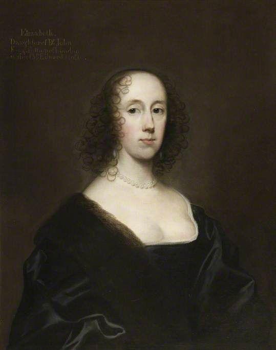 Elizabeth Holte (c.1605–after 1670) by Cornelis Janssens van Ceulen Birmingham Museums Trust Date painted: 1635