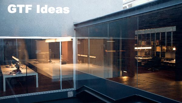 Sede de GTF-Ideas en Almansa (AB) obra de Alcocel Barrachina Arquitecto.