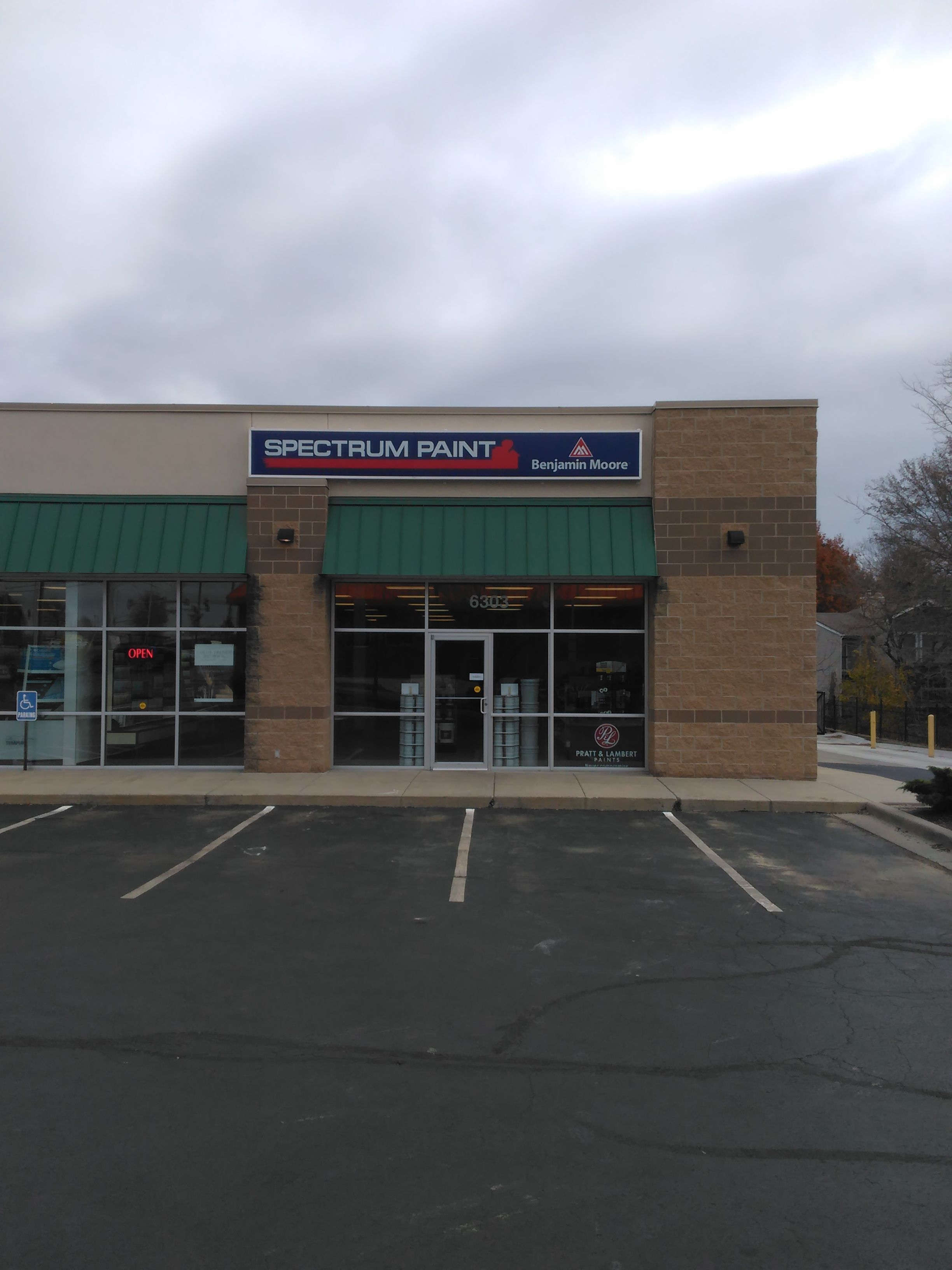 Your Local Spectrum Paint Store In Kansas City Mo We Carry