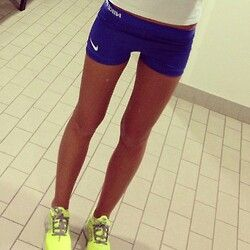 Tan and Neon