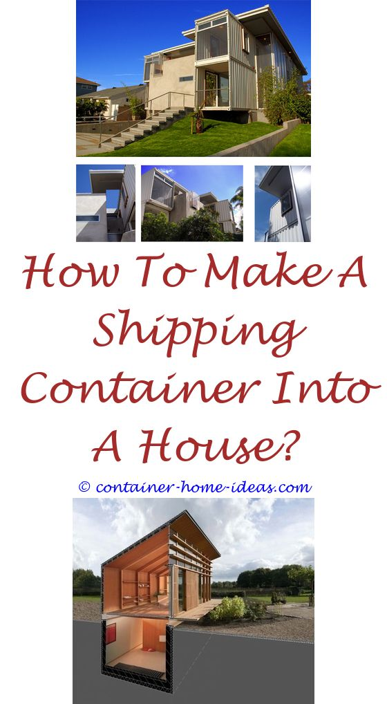 Build Your Own Shipping Container House Shipping container houses
