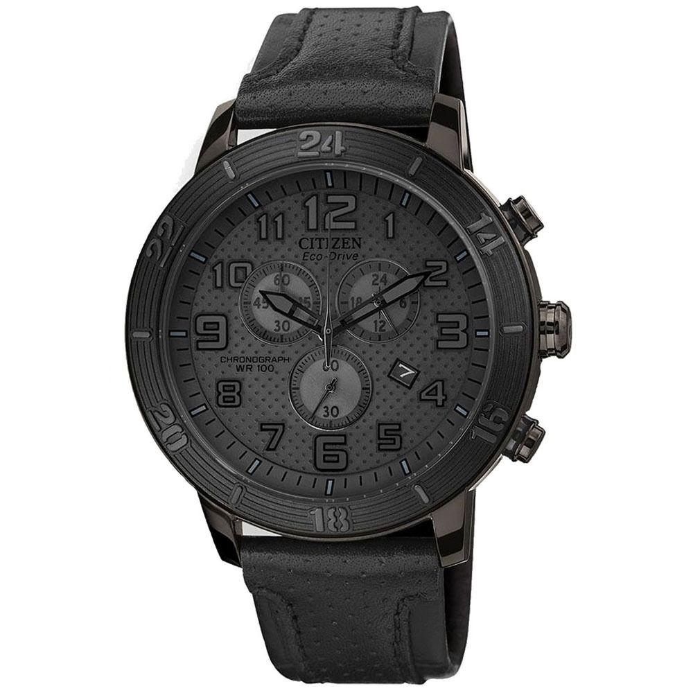 21deddd66bb Relógio Masculino Analógico Citizen Tz30606p - Preto - R  1.078