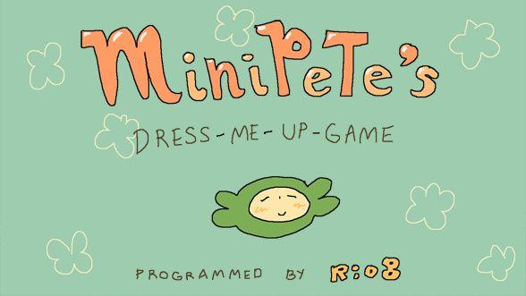minipete's dress-me-up