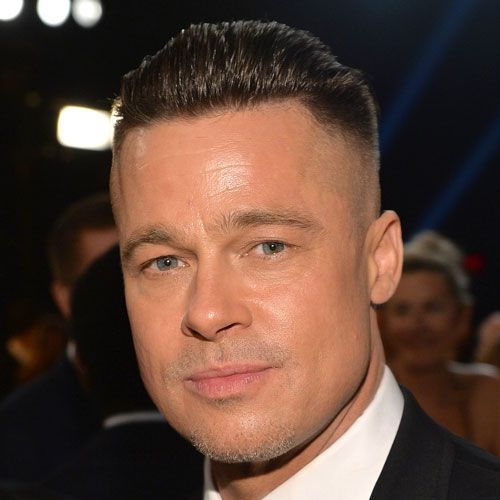 Brad Pitt Hairstyles Brad Pitt Fury Hairstyle  Men's Hairstyles And Haircuts  Pinterest