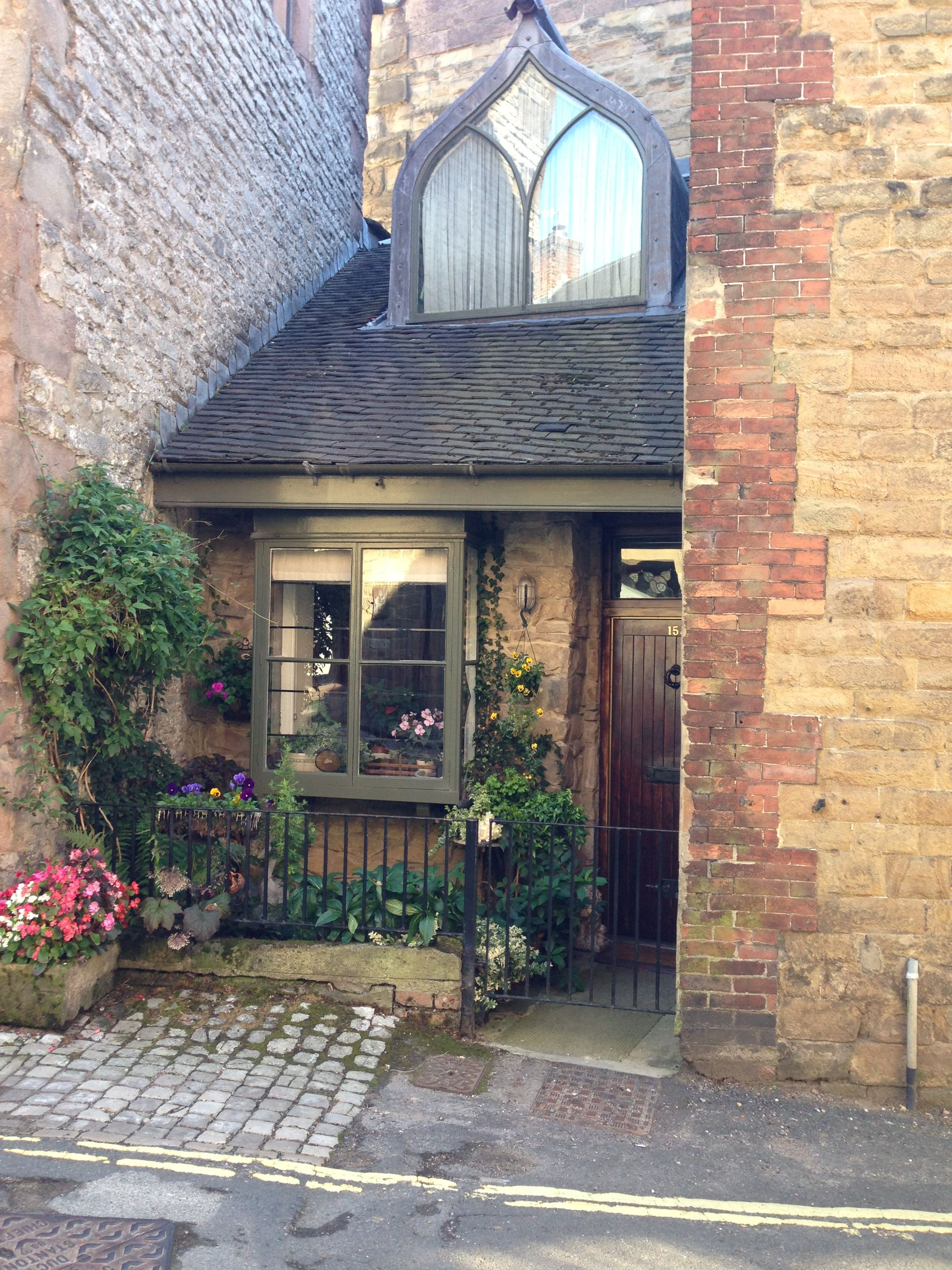Tiny house, Wirksworth, Derbyshire Building design