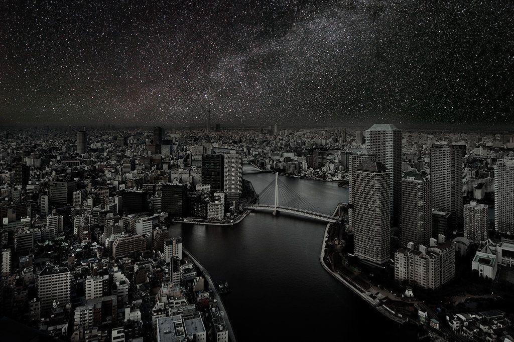 Картинки темные города