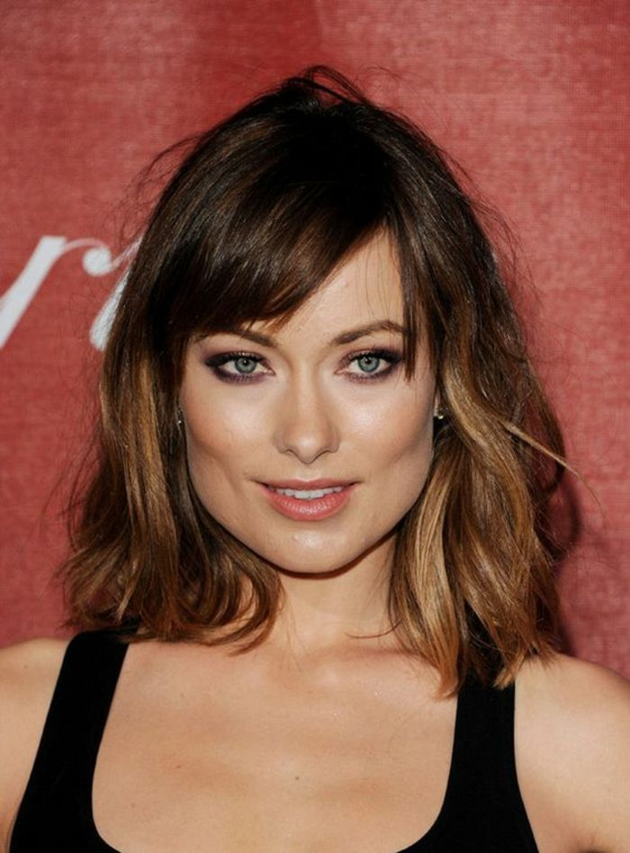 tai and dai sur cheveux long coiffures la mode de cette saison. Black Bedroom Furniture Sets. Home Design Ideas