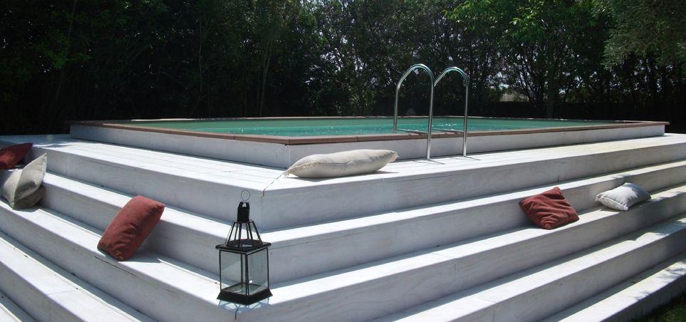 Piscine fuori terra laghetto la qualit made in italy dal 1974 hotel pinterest small - Piscine fuori terra usate laghetto ...