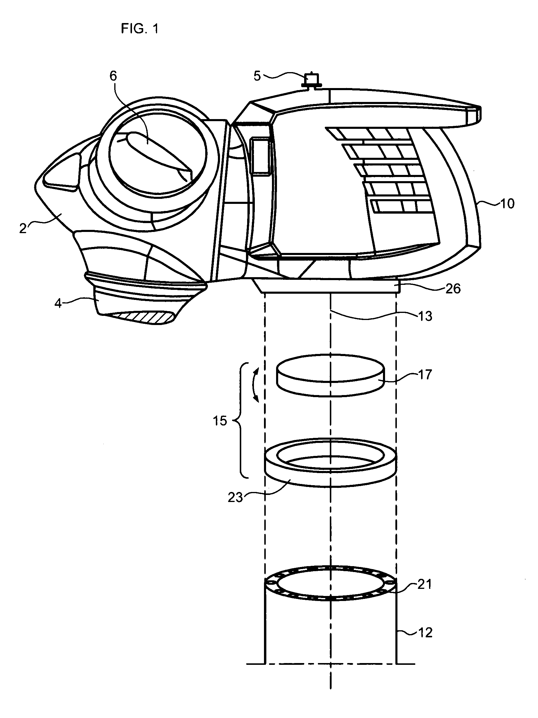 Wo A1 Motor Yaw Drive System For A Wind Turbine