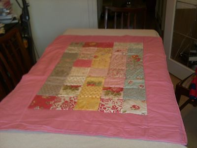 New handmade #patchwork #quilt #american / amish style, View more on