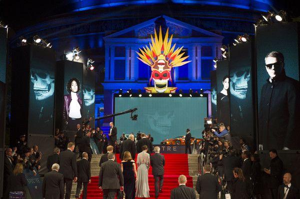 Kate Middleton Photos - Bond: Spectre Royal Film Performance - Zimbio
