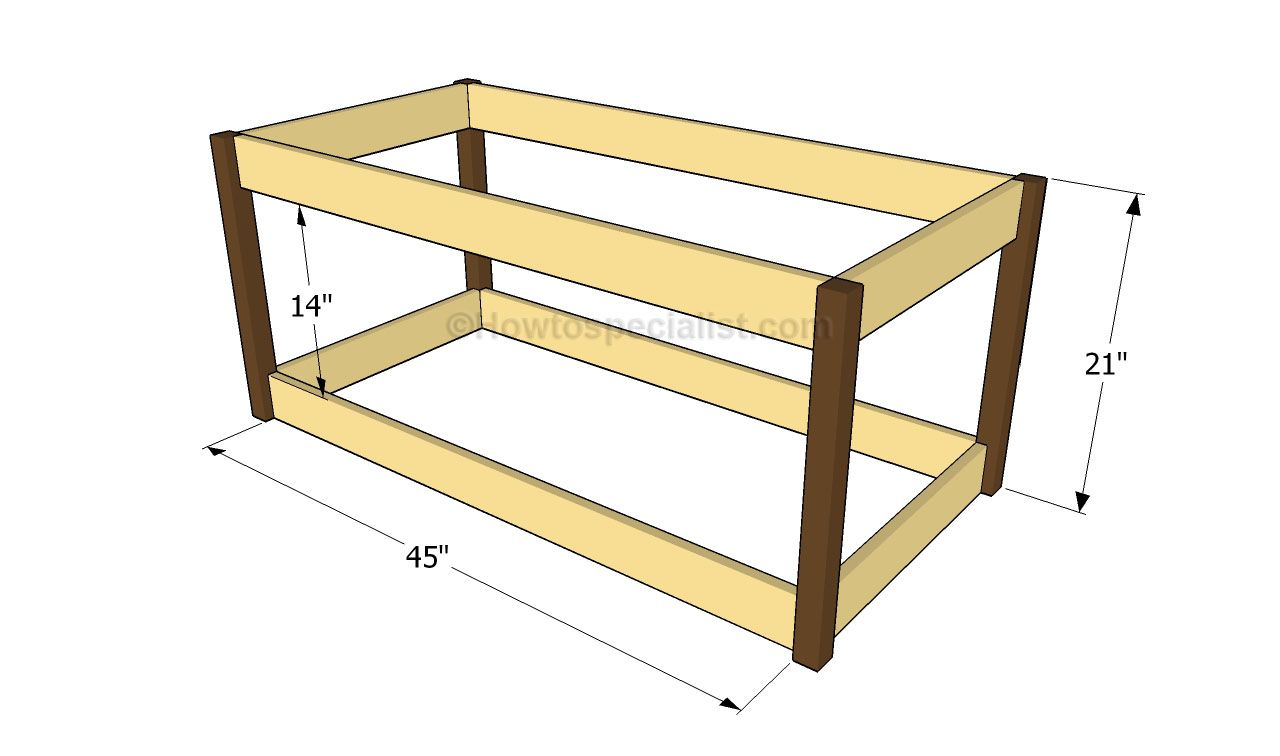 How To Build A Toy Box Build A Bunk Bed Plans Pdf