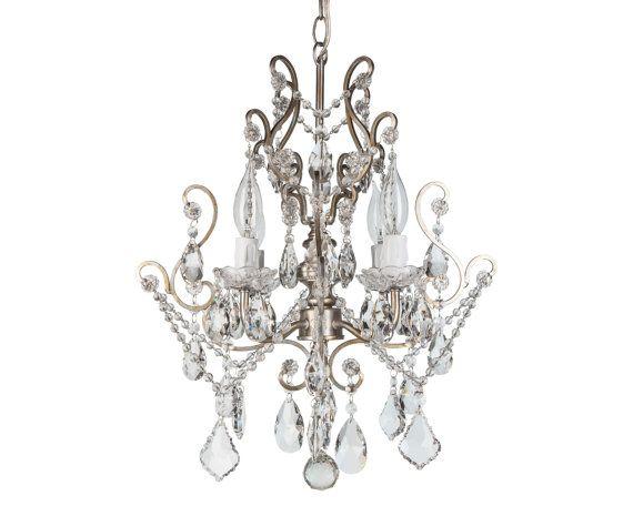 Chandelier, Chandelier Lighting, Mini Chandelier, Crystal Chandelier, Silver Chandelier, Crystal Chandelier Lighting, Antique Chandelier