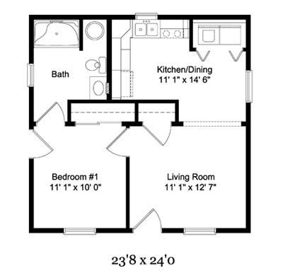 Elder Cottages Wheelchair Accessible Tiny House Floor Plans Cottage Floor Plans Backyard Cottage