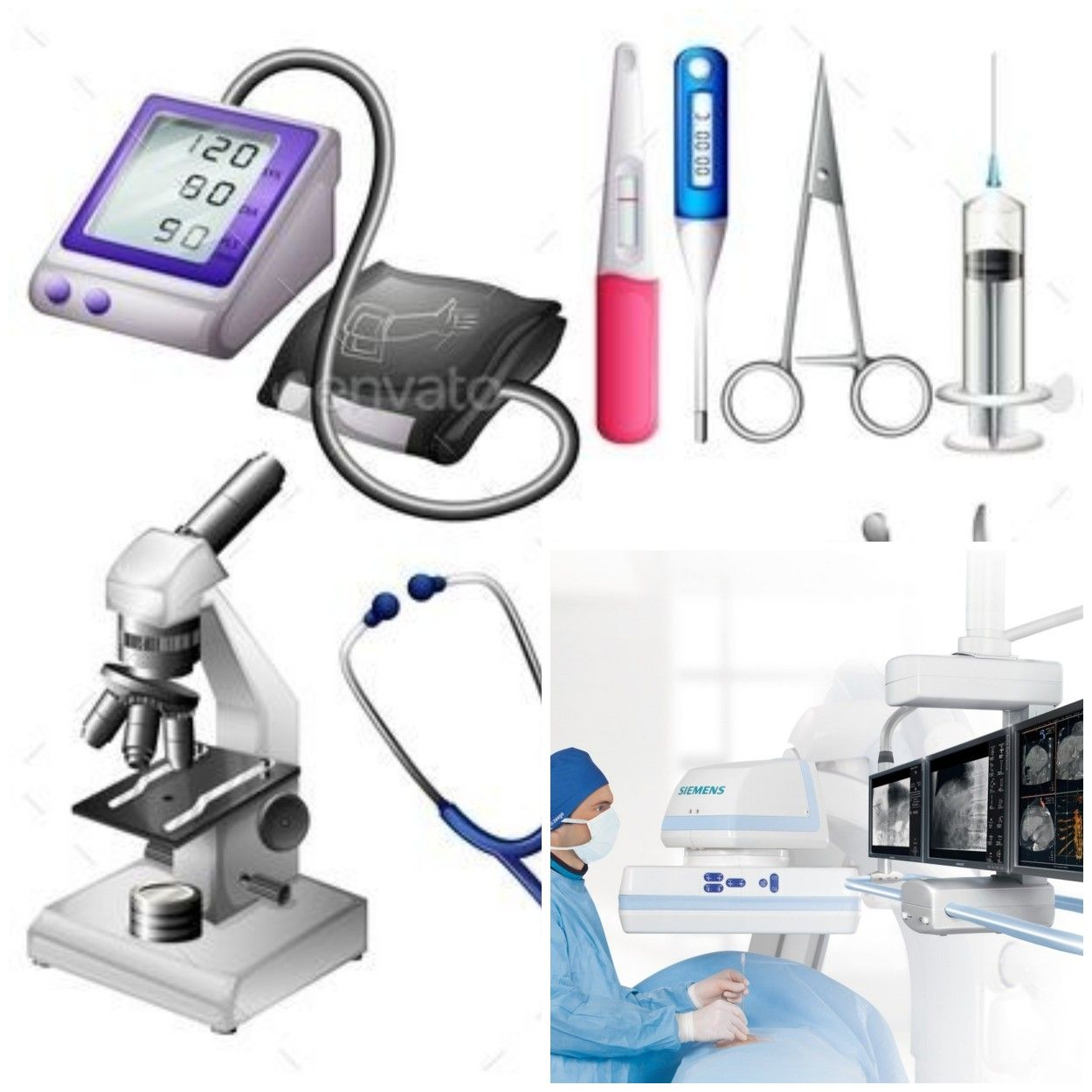 Digital marketing for Medical and Healthcare equipments.