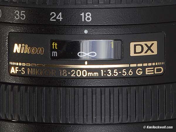 Http Www Kenrockwell Com Nikon 18200 Htm 18 200mm F 3 5 5 6g Ed If Af S Dx Vr Ii Nikon Nikon Lens Photo Layouts