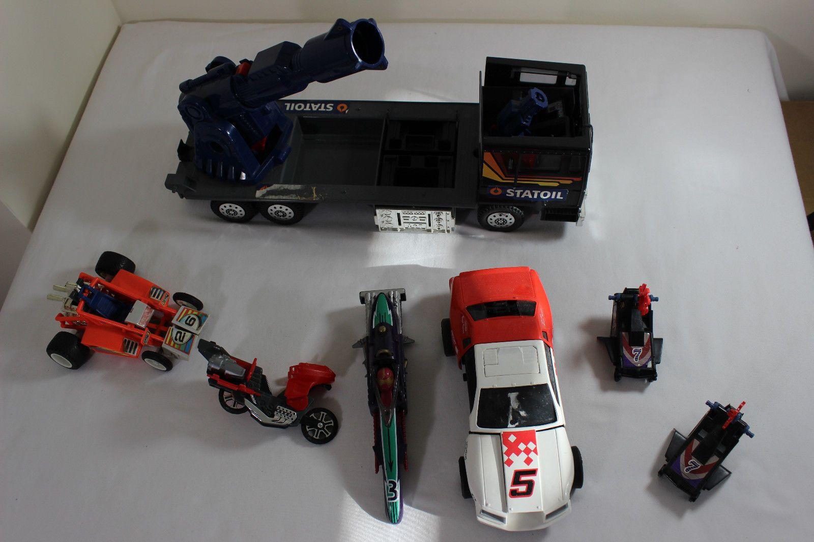 LOT of Vintage 1980s MASK M.A.S.K. Kenner Parker Toys Cars ...