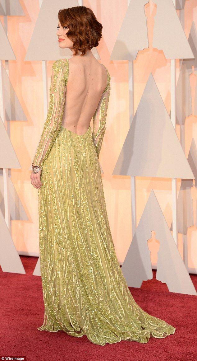 Emma Stone Dresses 2015
