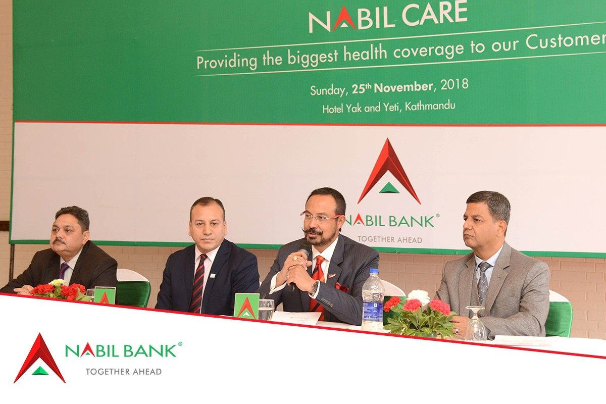 We are pleased to announce the launch of Nabil Care under