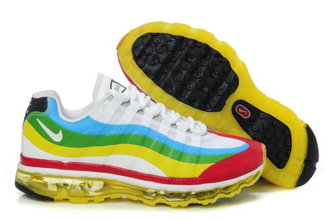 Nike Air Max 95 + 360 Nike Air Max 95 + 360 - sports shoes are designed for  comfort and style. This neutral athletic shoe offers lightweight fit and ...