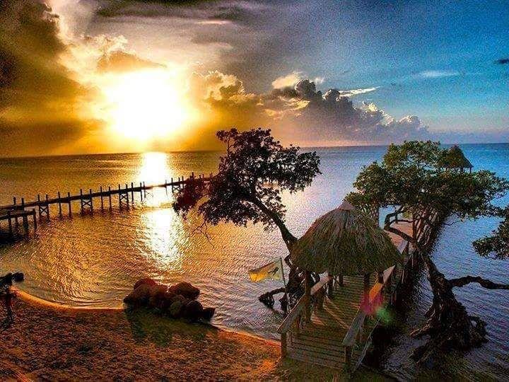 Google+ Isla de Roatán, Honduras.