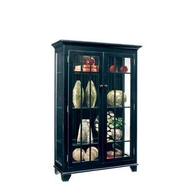 Philip Reinisch Co. ColorTime Monterey Curio Cabinet & Reviews ...