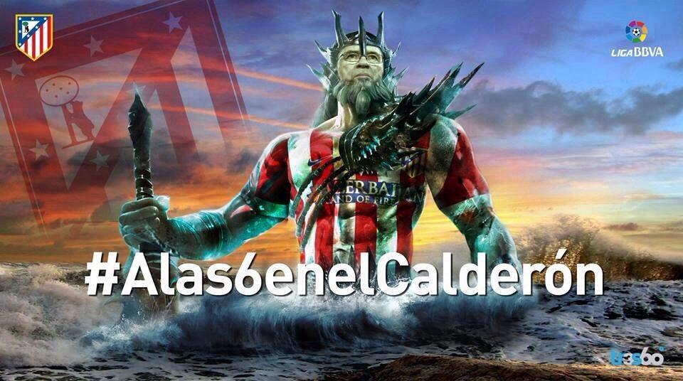 A las 6 en el Calderón
