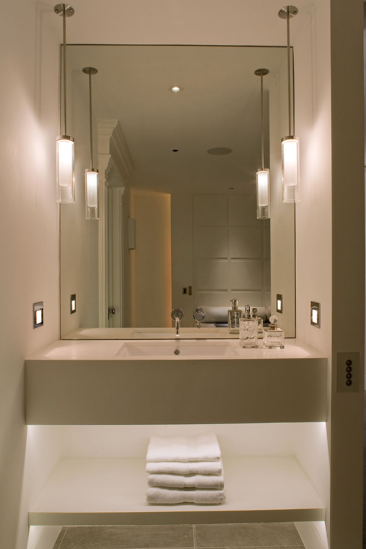 Lighting For Bathrooms Bathroom Lighting Design By John Cullen Lighting ВАННАЯ КОМНАТА