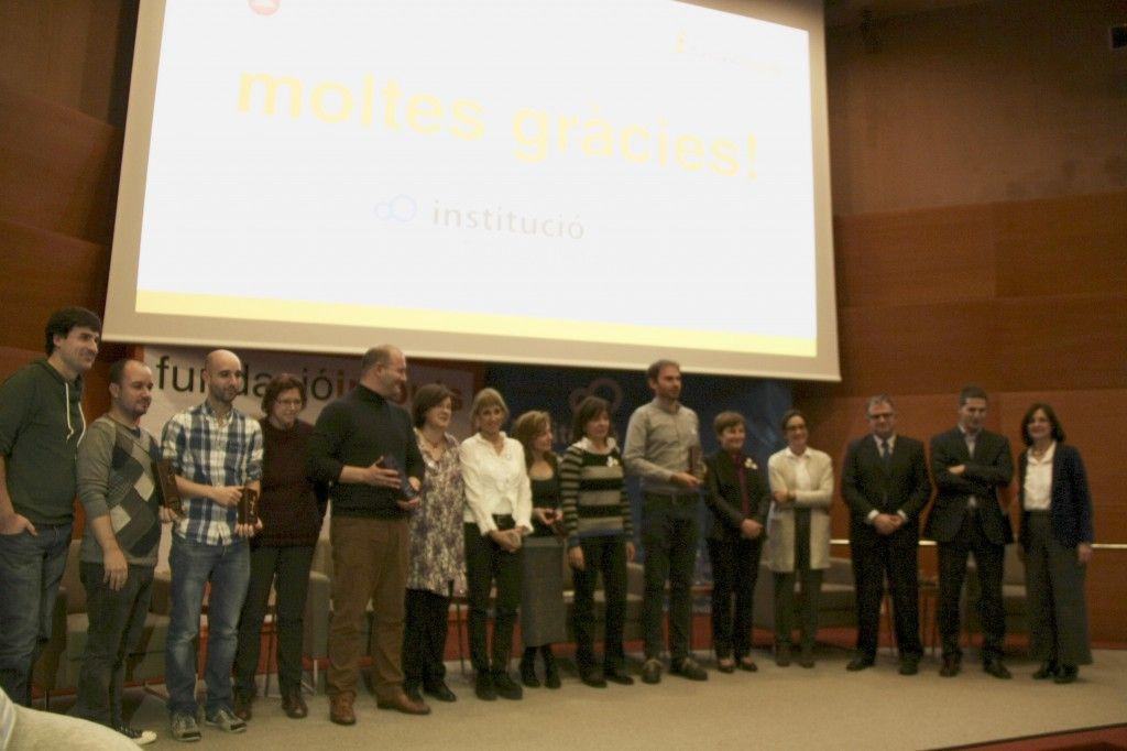 Més de 600 assistents a la V Jornada d'Innovació Educativa de la Fundació Impuls  http://fundacioimpuls.org/lliurament-del-vii-premi-impuls-dins-del-marc-duna-jornada-dinnovacio-i-educacio/