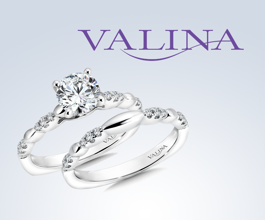 The perfect ring deserves the perfect band to match. | JH Faske Jewelers (979) 836-9282