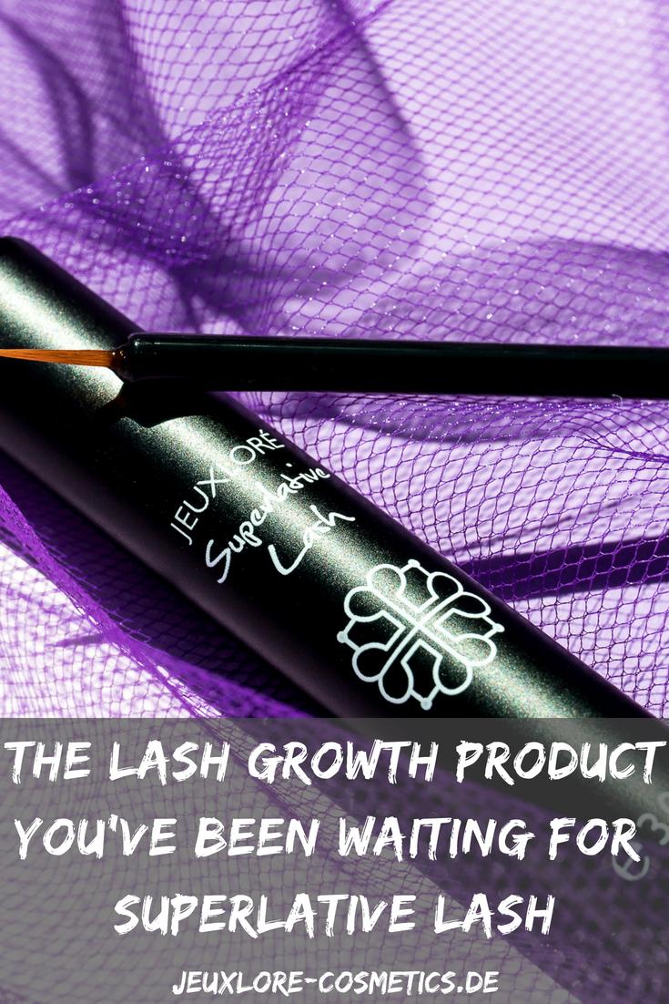 790bfd64a17 JEUXLORÉ - SUPERLATIVE LASH EYELASH BOOSTER | BargainsRus Women's ...